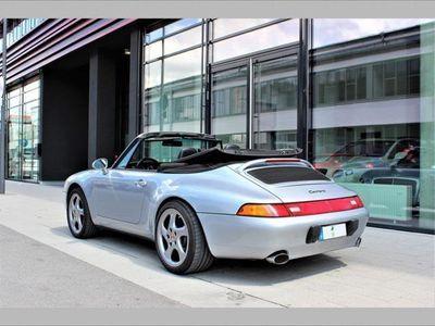 gebraucht Porsche 911 Carrera Cabriolet 286PS 6-Gang Kupplung neu