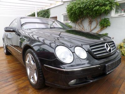 gebraucht Mercedes 500 CL-CoupeAluminiumkarosse