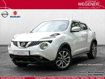 gebraucht Nissan Juke 1.2 DIG-T Tekna Start/Stop