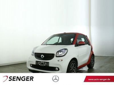 gebraucht Smart ForTwo Cabrio 66 kW turbo twinamic Cool u.
