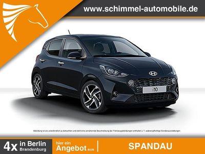 gebraucht Hyundai i10 New 1.2 Benzin A/T Trend Navi, Komfort Navi
