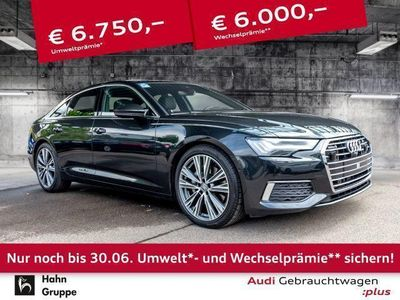 gebraucht Audi A6 Limousine 50TDI qua EU6 Luft Matrix HUD Pano Virtu