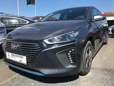 gebraucht Hyundai Ioniq Hybrid 1.6 GDI Premium Navi Xenon Totwinkel