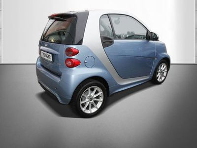 gebraucht Smart ForTwo Coupé 52kW mhd passion,Glasdach,softouch
