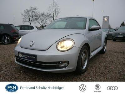 gebraucht VW Beetle Cup 1.6 TDI NAVI Tempomat Klima el. Fenster