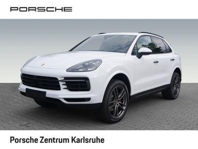 gebraucht Porsche Cayenne 3.0 Luftfederung BOSE Standheizung 21-Zoll