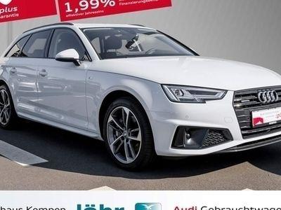 gebraucht Audi A4 Avant 2.0 TDI S tronic qu S Line Select Navi