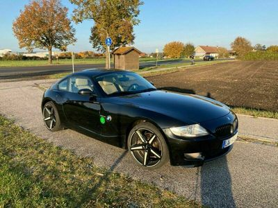 gebraucht BMW Z4 Coupe 3.0si TOP immer Sommerauto 19Zoll
