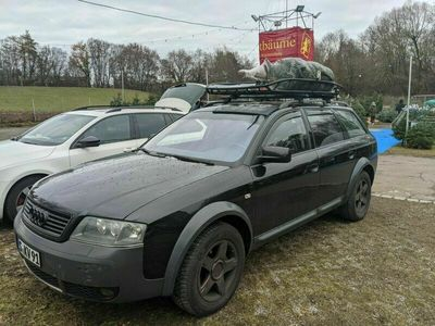 gebraucht Audi A6 Allroad 4.2l V8 // Prins (LPG) // BOSE als Kombi in Stuttgart