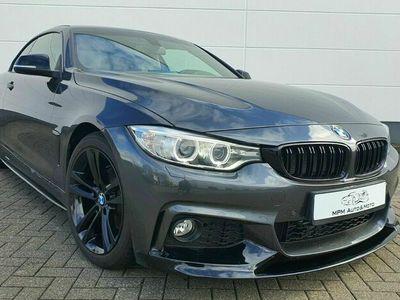 gebraucht BMW 428 i Cabrio/Mperformance/pdc/xenon/camera/gr als Cabrio/Roadster in Mönchengladbach