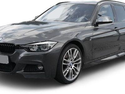 gebraucht BMW 320 320 d Touring M SPORT SHADOW LED LEDER NAVI PROF KOMFORTZUGANG