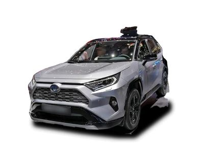 gebraucht Toyota RAV4 H3 2.5 Multidrive Hybrid AWD Aut.