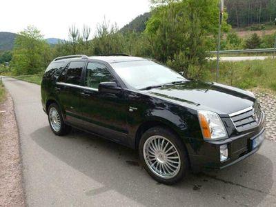 gebraucht Cadillac SRX 3.6 Liter AWD SUV *TÜV NEU!* ...