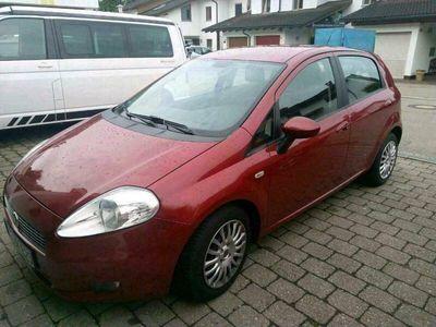 gebraucht Fiat Grande Punto Automatik Klima Scheckhe...