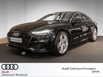 gebraucht Audi A7 Sportback 50 TDI quattro, S-Line Sport, Volla