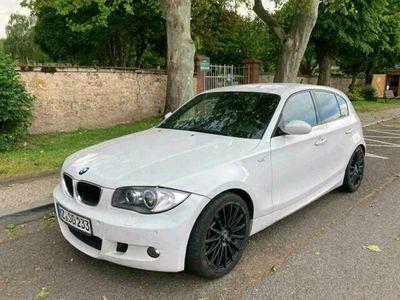 gebraucht BMW 123 1er E87 d 204 PS M-Paket TÜV/AU NEU