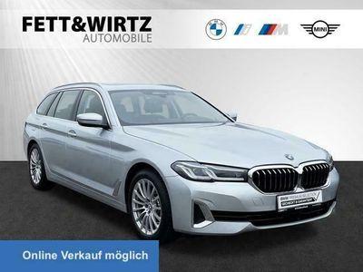 gebraucht BMW 520 d Tour LCI Luxury Laser GSD Sitzbel