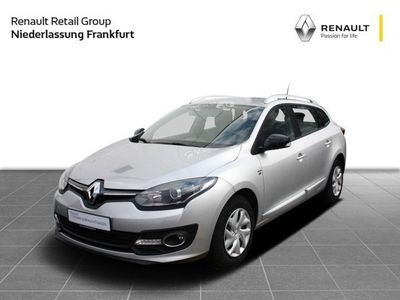 käytetty Renault Mégane III GRANDTOUR LIMITED dCi 110 Klimaanlage