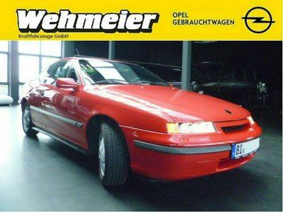 gebraucht Opel Calibra Ausstellungsfahrzeug aus NW-Halle