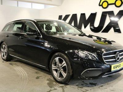 gebraucht Mercedes E220 T Business +Windescreen +LED ILS +Navi +Kamera