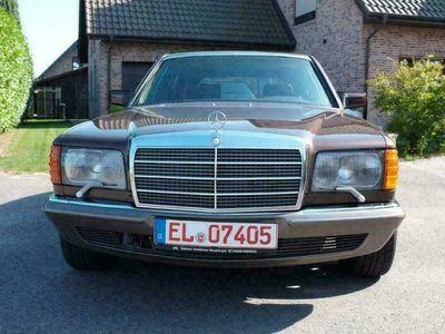 gebraucht Mercedes 500 Mercedes BenzS Klasse V126