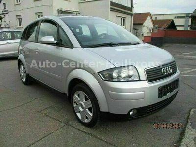 gebraucht Audi A2 1.4 / Klimaautomatik / NSW / Alufelgen