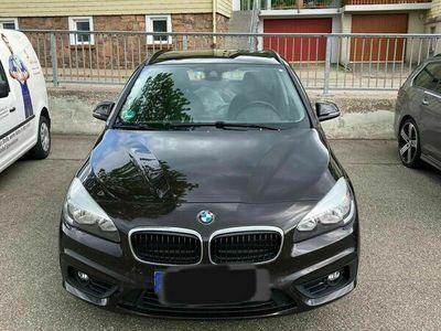 gebraucht BMW 216 Baureihe 2 Active Tourer d Advantage