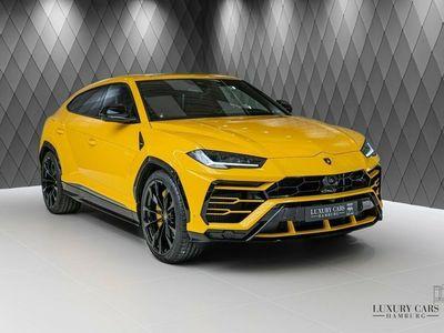 gebraucht Lamborghini Urus Yellow, 4 Seat, Q-Citura, Carbon, ADAS !!!