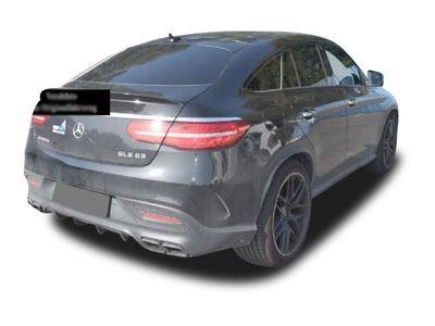 gebraucht Mercedes GLE63 AMG AMG 5.5 Benzin