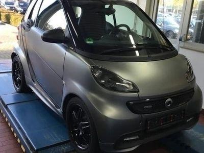 käytetty Smart ForTwo Cabrio 75 kW BRABUS LHD