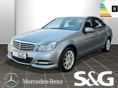 gebraucht Mercedes C200 CDI ELEGANCE AHK+Navi+Tempomat+LED+Sitzhzg