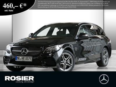 gebraucht Mercedes C300 de T AMG Line KAMERA COMAND NAVI LED