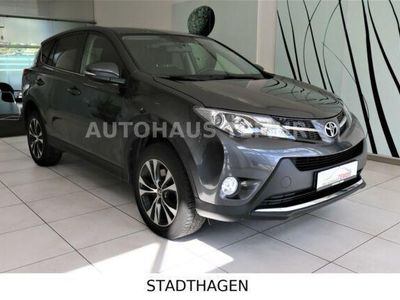 used Toyota RAV4 4 Edition /4X4/1.HAND/KEYLESS/KAMERA
