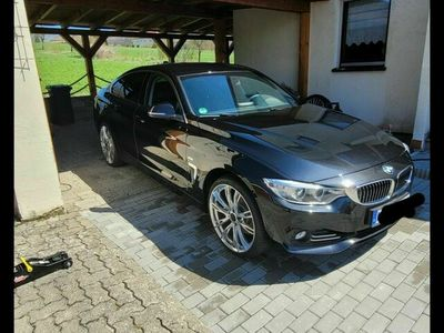 gebraucht BMW 428 Gran Coupé X-drive 20 Zoll M Performance