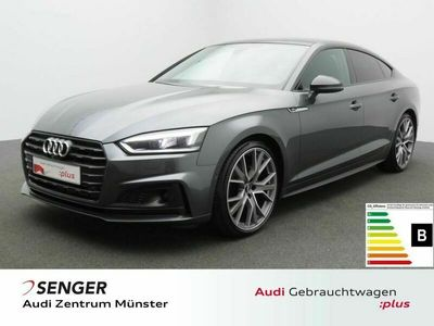gebraucht Audi A5 Sportback 40 TFSI S line 360° Kamera Panorama Fahrzeuge kaufen und verkaufen