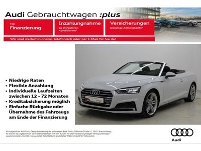 gebraucht Audi A5 Cabriolet sport 40 TDI 140 kW (190 PS) S tronic