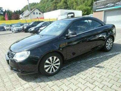 gebraucht VW Eos 2.0 Turbo*Navi*Klimaaut*Shz*LM*Leder*TÜV neu als Cabrio/Roadster in Remagen