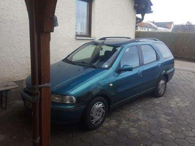 gebraucht Fiat Palio Weekend 75