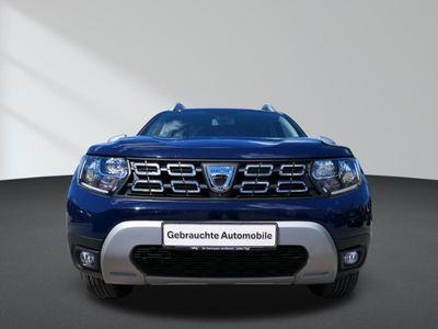 gebraucht Dacia Duster Blue dCi 115 4WD Technik Plus Multiview-Kamera, Toter-Winkel-Warner