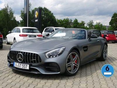 gebraucht Mercedes AMG GT C Roadster AMG+Rückfahrk+Navi+Soundsys.