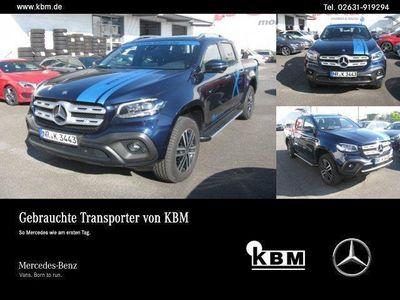 gebraucht Mercedes X250 4x4 PRO ED Klima, AHK 3,5t, Navi, Kamera, PTS