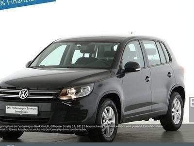 käytetty VW Tiguan 1.4 TSI KLIMA PDC EURO6 - Klima,Alu,Servo,