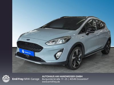 gebraucht Ford Fiesta 1.0 EcoBoost ACTIVE COLOURLINE