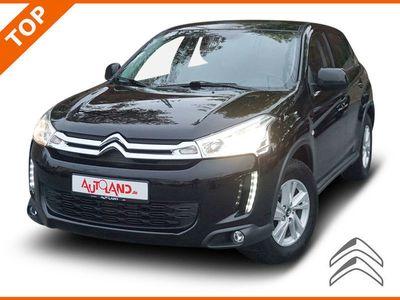 gebraucht Citroën C4 Aircross C4 Aircross HDi 150 4WD... C4 Aircross HDi 150 4WD Klimaaut Navi PDC Allrad HDi 150 4WD