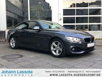 gebraucht BMW 428 i Advantage Grand Coupé Navi Xenon PDC