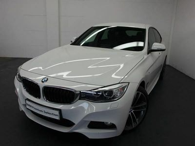 gebraucht BMW 320 Gran Turismo d M Sport Navi+Keyless+Leder+h/k
