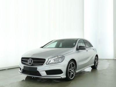 gebraucht Mercedes A180 BlueEFFICIENCY Limousine 7G-DCT AMG-Line Night