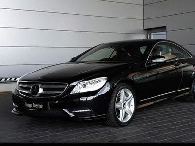 gebraucht Mercedes CL500 4M AMG+Standhz+Nachtsicht+FahrAss+Sitzkli