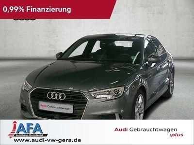 gebraucht Audi A3 Limousine 35 TDI Sport S tronic Navi+*17Zoll*DAB