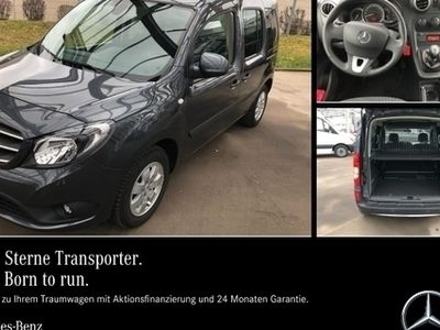 gebraucht Mercedes Citan 111 CDI TOURER EDITION KLIMA+TEMPOMAT